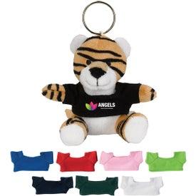 Mini Tiger Key Chain