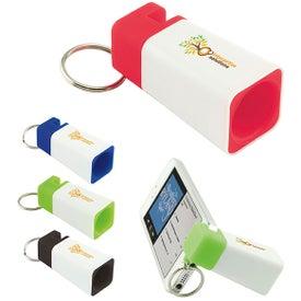 Phone Amplifier Keychain