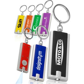 Rectangle Keychain Light