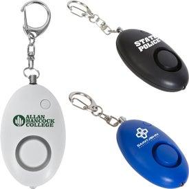 Safety Alarm Key Chain