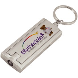 Slim Keyholder with Bright White LED Light