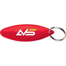 Surf's Up Bottle Opener Key Chain
