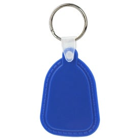 Teardrop Soft Keytags