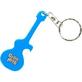 Tune Bottle Opener Keychain