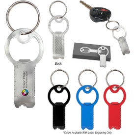 Utilikey Multi-Purpose Utility Tool Key Chains