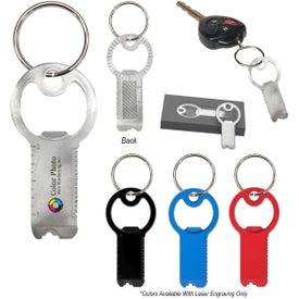 Utilikey Multi-Purpose Utility Tool Key Chain