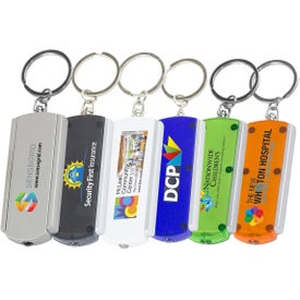 Voyager Keyholder with Bright White LED Light