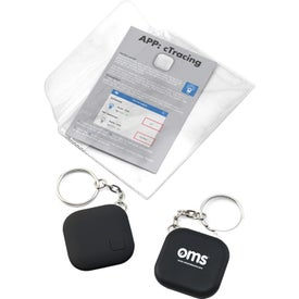 Econo Track-It Locator Keychain