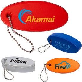 Floating Foam Keychain