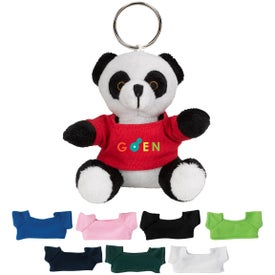 Mini Panda Key Chain