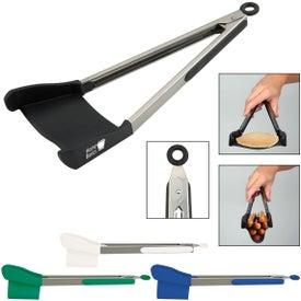 3-In-1 Grip, Flip and Scoop Kitchen Tool