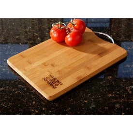 Bamboo Cutting Board with Handles