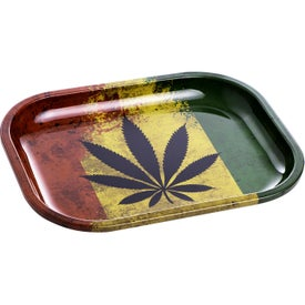 Custom Metal Rolling Trays