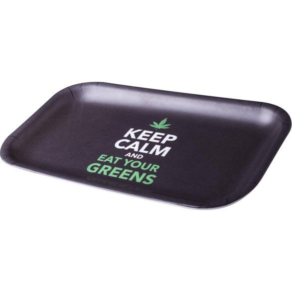 Full Color Imprint Large Custom Rolling Tray