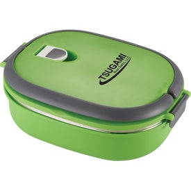 Insulated Lunch Box Food Container (900 mL)