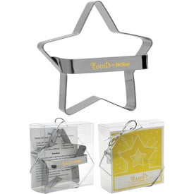 Metal Star Cookie Cutter