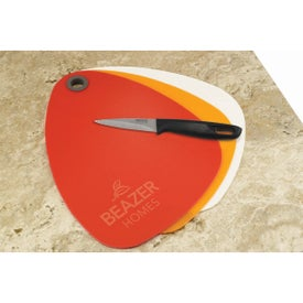 Pebble Shape Cutting Board Set