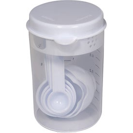 Plastic Measuring Cup Set