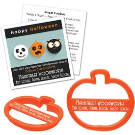 Pumpkin Cookie Cutters