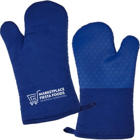 Silicone Ad-Mitt Oven Mitts