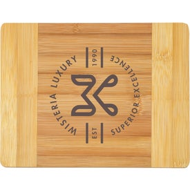 Slim Bamboo Cutting Board