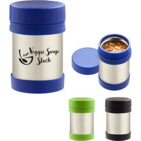 Stainless Steel Insulated Food Container (12 Oz.)