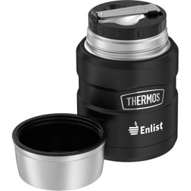 Thermos Stainless King Food Jars (16 Oz.)