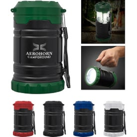 COB Pop-Up Lantern With Handle