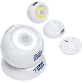 Orbit Swivel Beacon with Motion Detector