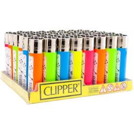 Clipper Lighter (Full Color Logo)