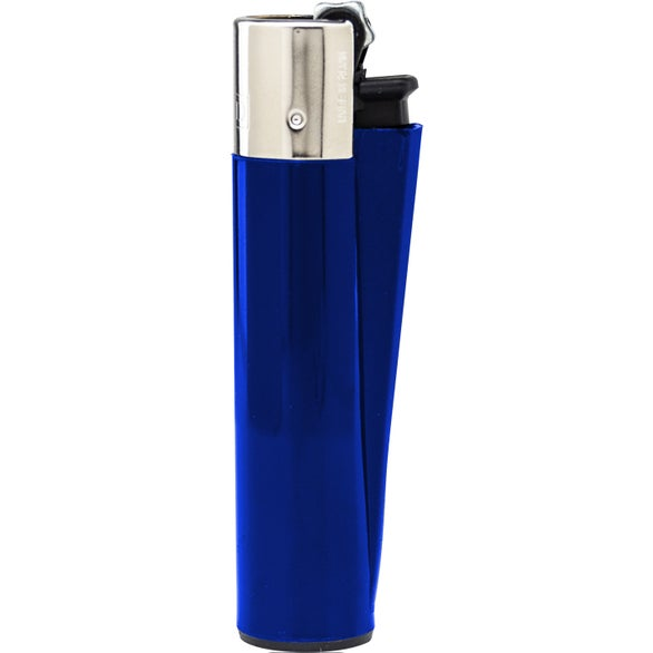 Blue Clipper Lighter