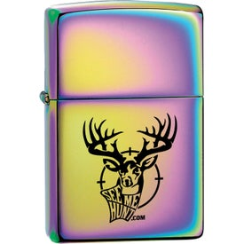 High Polish Multi-Color Zippo Windproof Lighters