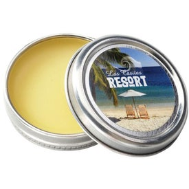 All Natural Lip Balm Tin (0.3 Oz.)