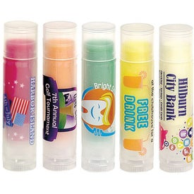 Colorful Lip Balm (0.15 Oz.)