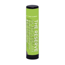 Green Tea Caffeinated Lip Balm