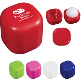 Lip Balm Cube