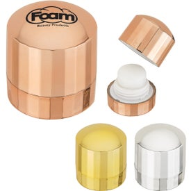 Metallic Lip Moisturizer Dome