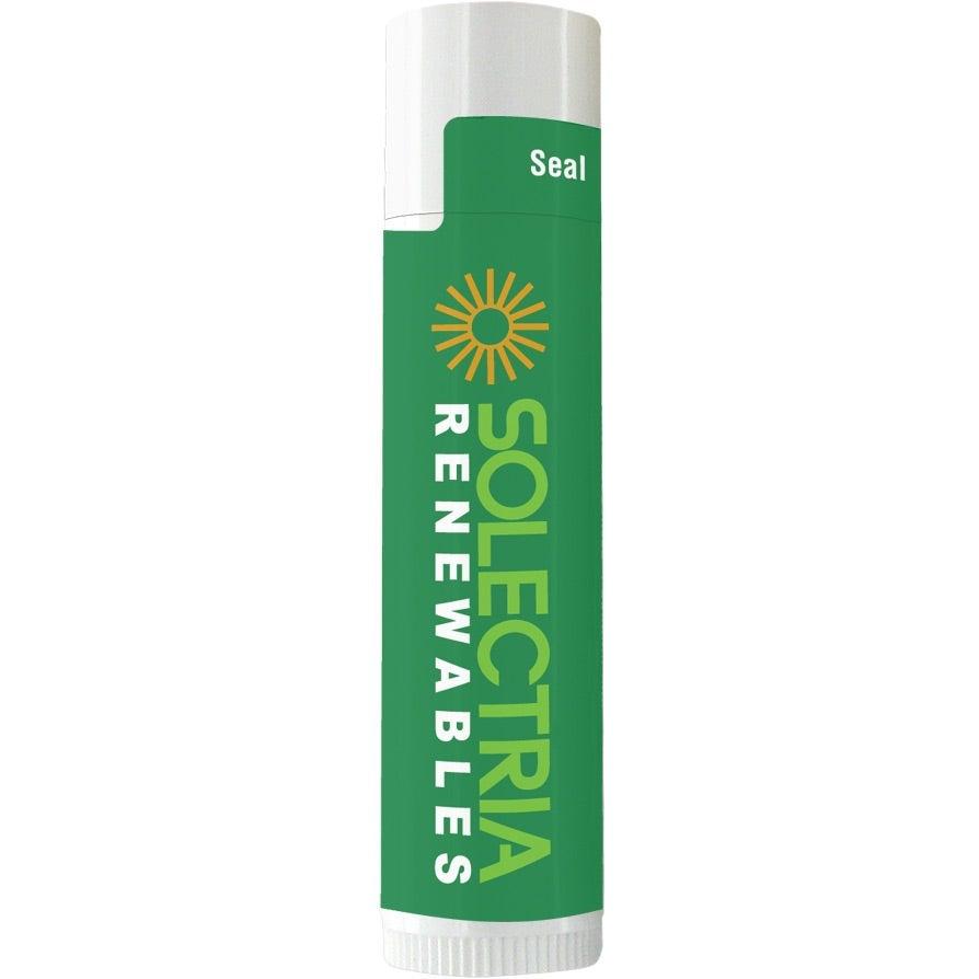 Natural Organic Lip Moisturizer in White Tube