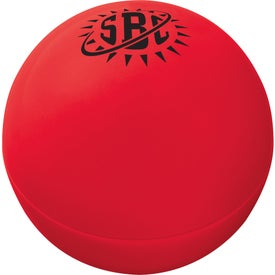 Non-SPF Lip Balm Ball (Lime Green and Red)