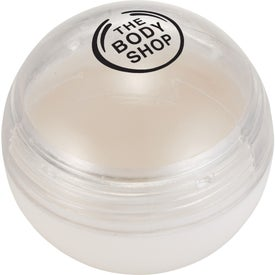 Non-SPF Lip Balm Ball (White)