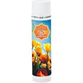 SPF-15 Flavored Lip Balm