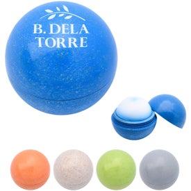 Wheat Lip Moisturizer Ball