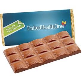 Belgian Chocolate Bar (Extra Large)