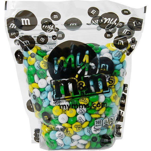 Clear Bulk Bag M&M's