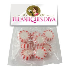 Candy Bag with Header Card (Large)