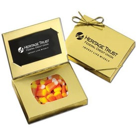 Connection Credit Card Gift Box (Candy Corn)