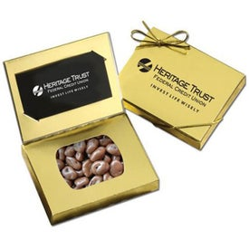 Connection Credit Card Gift Box (Chocolate Covered Raisins)