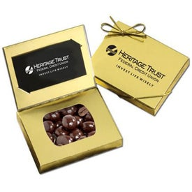 Connection Credit Card Gift Box (Chocolate Espresso Beans)
