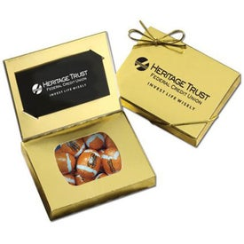 Connection Credit Card Gift Box (Chocolate Footballs)
