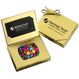 Connection Credit Card Gift Box (Chocolate Lentils)